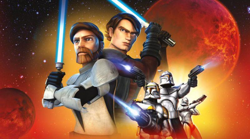 Tvrdou akciou nabitý animák: Star Wars: The Clone Wars