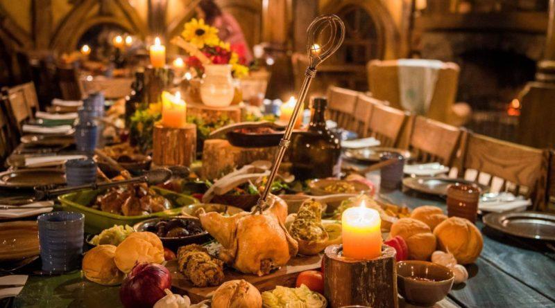 Slávnostná hostina pre Hobitov