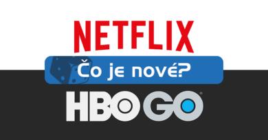 HBO a Netflix