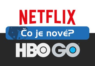 Júl 2020 na Netflixe a HBO GO