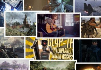Najlepšie herné trailery našich čias, diel druhý
