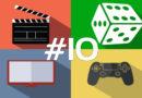168 hodín vo svete filmov, seriálov, spoločenských hier a videohier #10