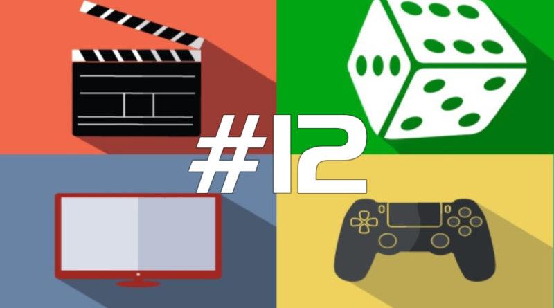 168 hodín vo svete filmov, seriálov, spoločenských hier a videohier #12
