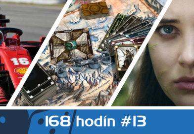 168 hodín vo svete filmov, seriálov, spoločenských hier a videohier #13