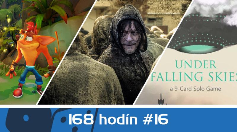 168 hodín vo svete filmov, seriálov, spoločenských hier a videohier #16