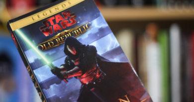 Udalosti hier Knights of the Old Republic pre Revana neboli posledné (Foto: PoP-Cult Magazín)