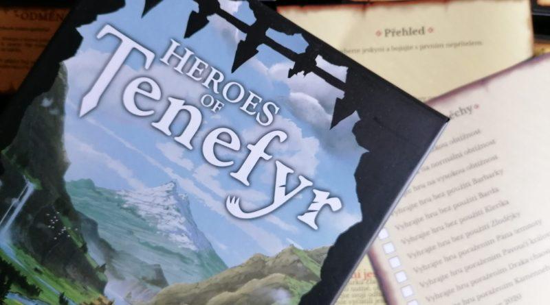 Staňte sa hrdinom Tenefyru!