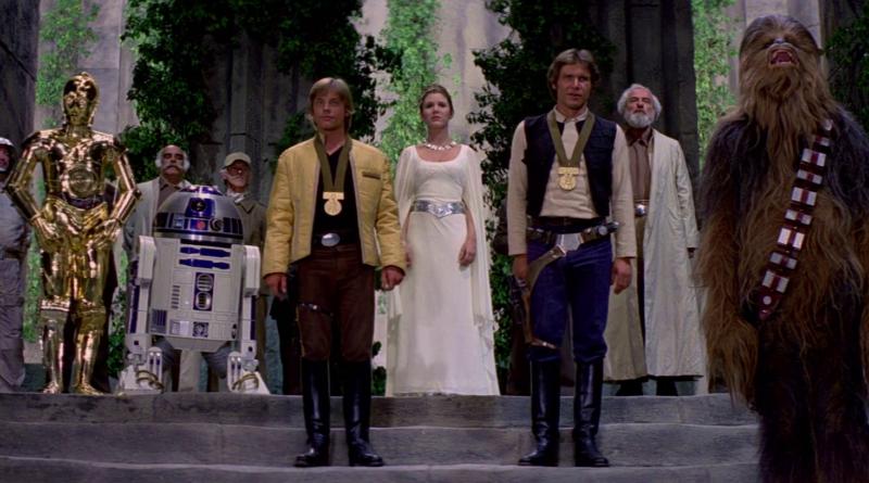 Videl som Star Wars: A New Hope, prvýkrát v živote len pred pár dňami