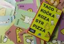 Bláznivá kartovka TACO KOČKA KOZA SÝR PIZZA