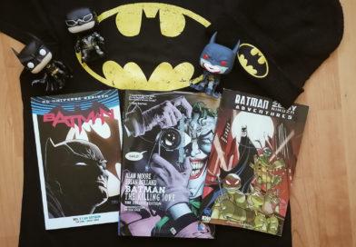 Osláv Batman Day so skvelými komiksami