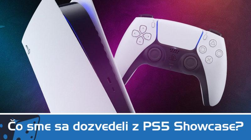 Čo všetko sme sa dozvedeli z PS5 Showcase