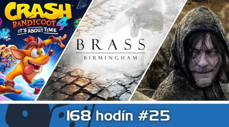 168 hodín vo svete filmov seriálov, spoločenských hier a videohier #25
