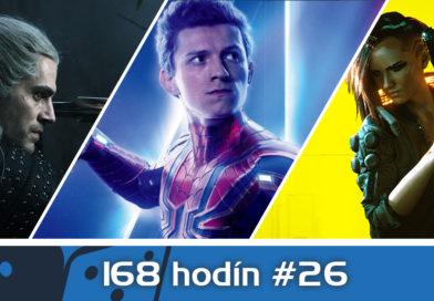168 hodín vo svete filmov seriálov, spoločenských hier a videohier #26