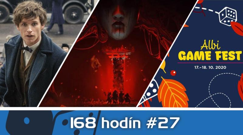 168 hodín vo svete filmov, seriálov, spoločenských hier a videohier #27