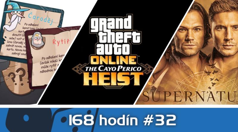 168 hodín vo svete filmov, seriálov, spoločenských hier a videohier #32