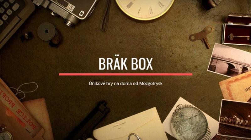 Rozhovor s tvorkyňou prvej online únikovky na Slovensku (Foto: FB/BRÄK BOX)