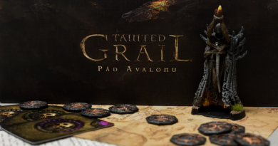 Tainted Grail: Pád Avalonu