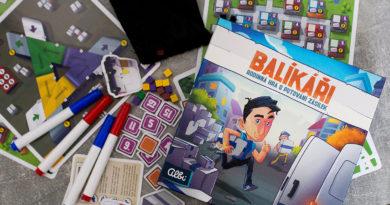 Balíkáři je hra, vďaka ktorej pochopíte princípy kuriérskej služby (Foto: PoP-Cult Magazín)