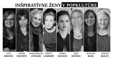 Osem inšpiratívnych žien, o ktorých ste možno nepočuli (Foto: PoP-Cult Magazín)