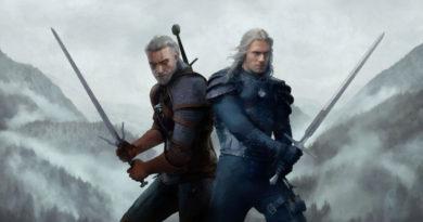 Keď sa Geralt stretol s Geraltom... (Foto: WitcherCon)