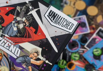 Keď sa pobijú fandomy – Unmatched: Souboj Legend (RECENZIA)