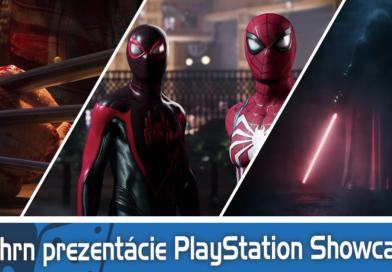 PlayStation Showcase, alebo keď 40 minút zatieni E3 a Gamescom dokopy