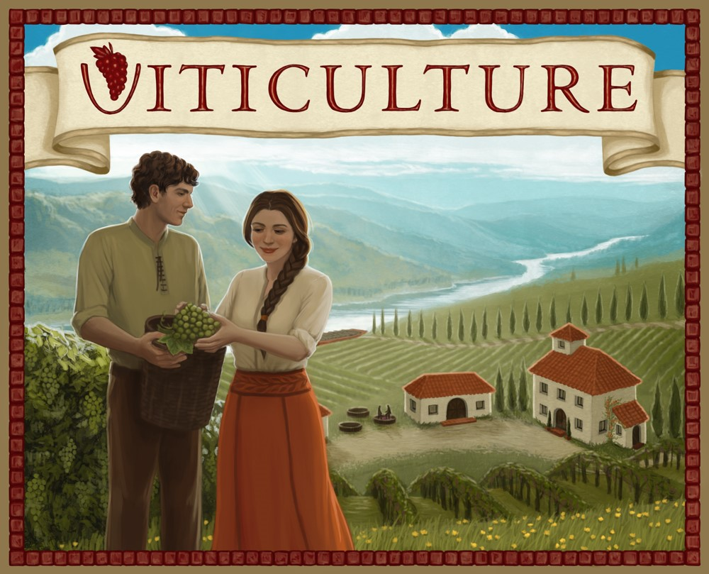 Viticulture Box Art