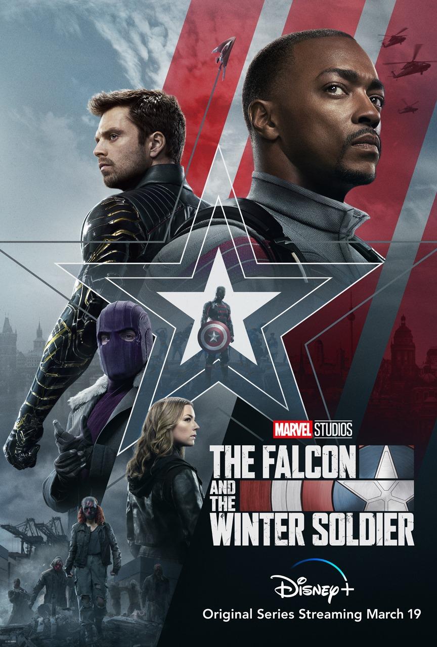 Onedlho sa dočkáme seriálu o Falconovi a Winter Soldierovi (Foto: FB / Avengers)