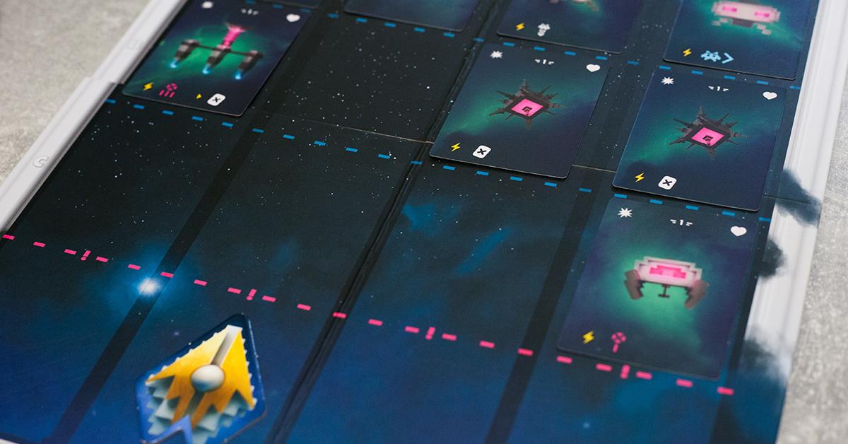 Space Invaders na vašom stole (Foto: PoP-Cult Magazín)