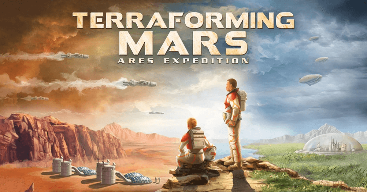 Ares Expedition