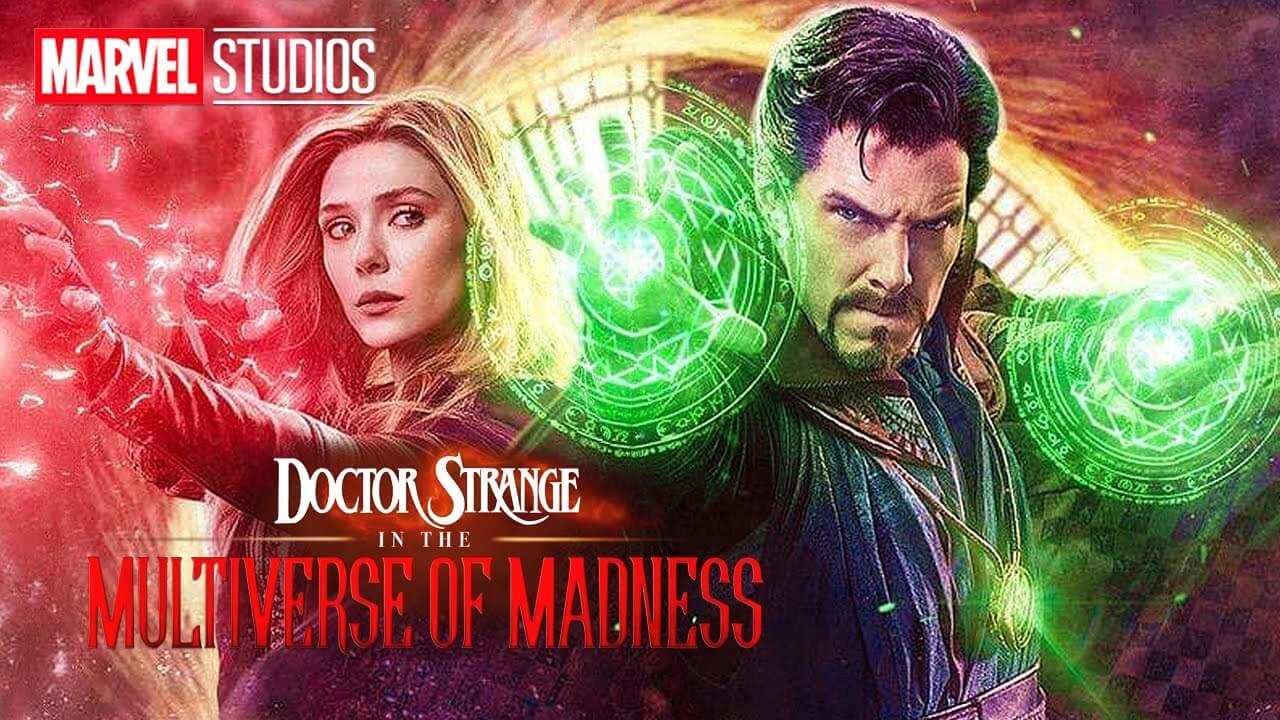 Ako bude vyzerať stretnutie Doctora Strangea a Scarlet Witch? (Foto: itsallmarvel.com)