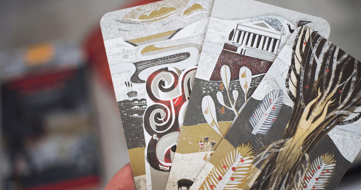 Nové báje sú vo vašich rukách (Foto: PoP-Cult Magazín)