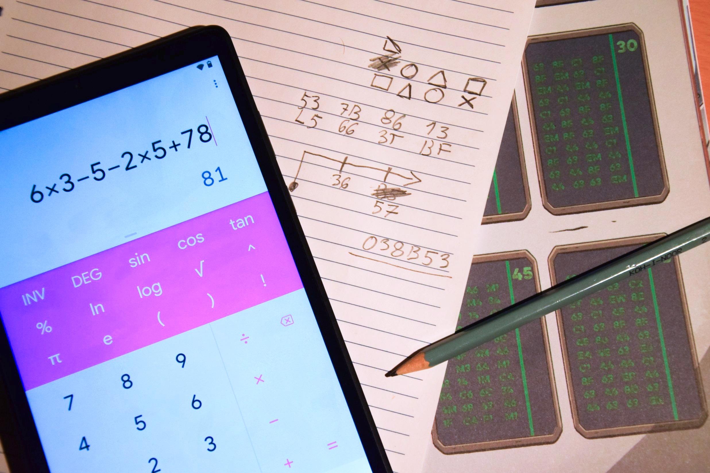 Pripravte si vaše kombinatorické schopnosti a starostlivo si zapisujte čísla! (Foto: Pop-Cult Magazín)