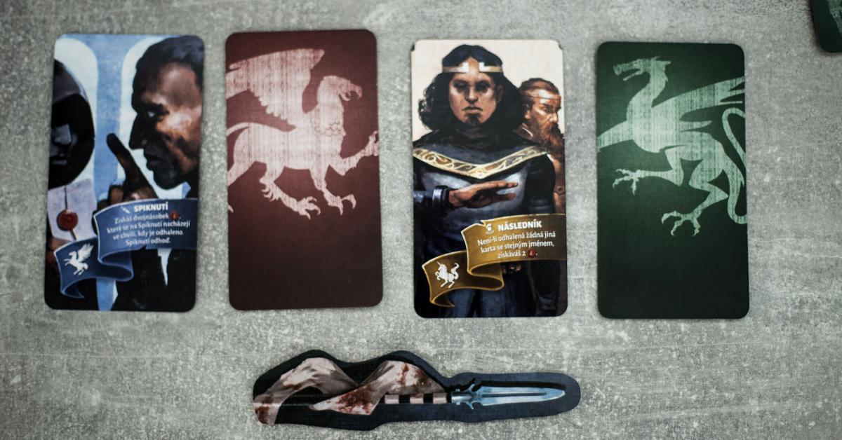 Stále meniaci sa rad kariet zabezpečuje variabilitu hry (Foto: PoP-Cult Magazín)